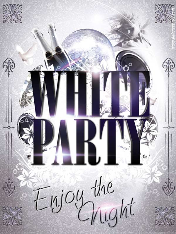 Image result for white party