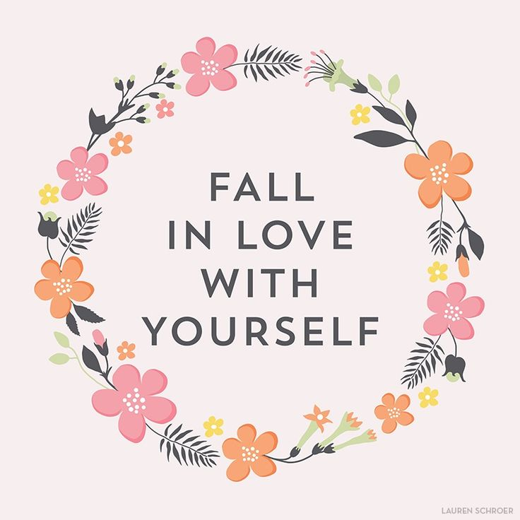 Fall In Love With Yourself Quotes Cool Fall In Love With Yourself North Shore ProActive Health North