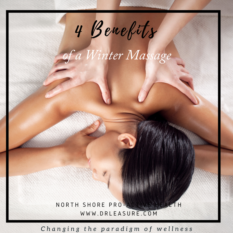 4 benefits of a winter massage